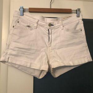 Rag and Bone jean denim shorts